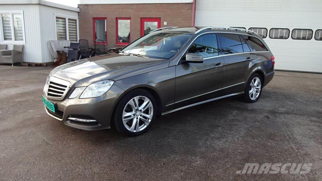Mercedes-Benz E-Klasse 300 CDI BREAK---- FULL OPTION------- EXPO