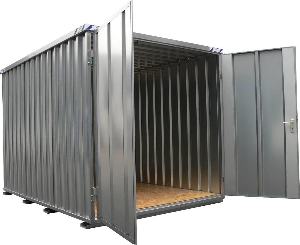 BOS SC3000 Schnellbaucontainer