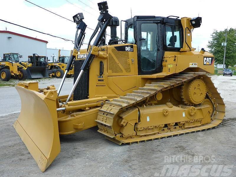 Caterpillar D6T XW WDA
