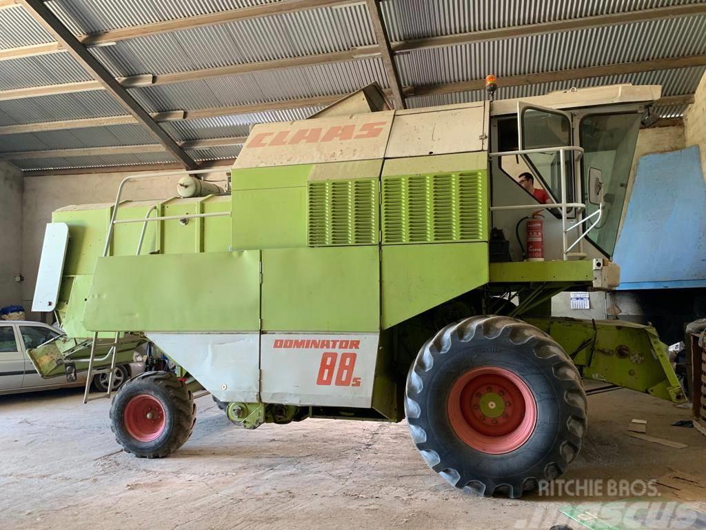 CLAAS Dominator 88S Mecánica