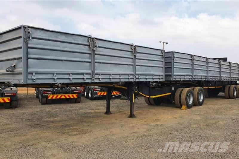 Sa Truck Bodies S A TRUCK BODIES DROPSIDES SIDE TIPPER
