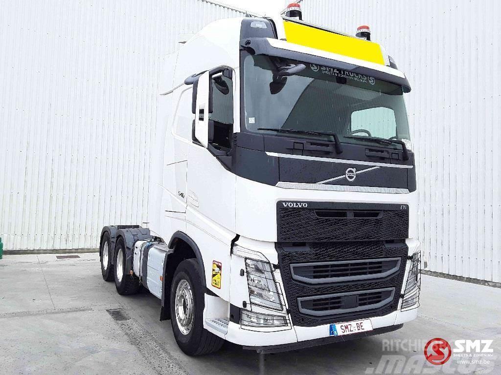 Volvo FH 540 6x4 Retarder/big axle/