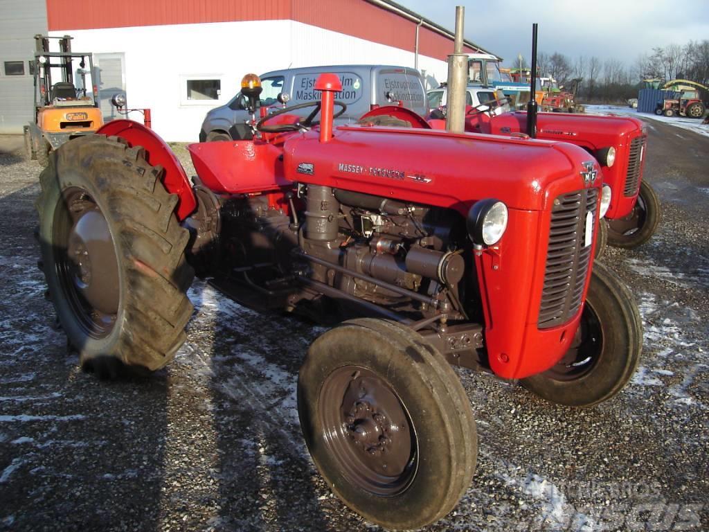 Massey Ferguson 35 -3 cyl  diesel