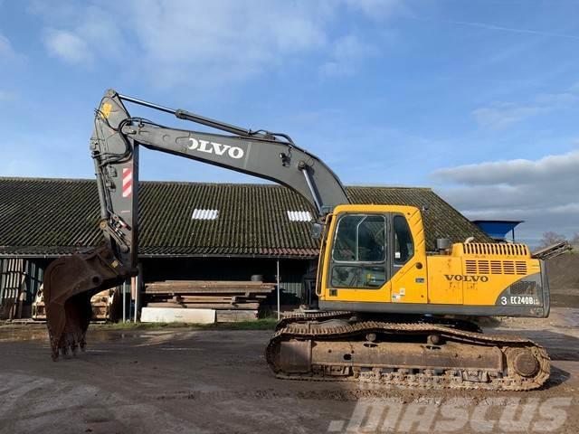 Volvo rupskraan Ec 240 Blc