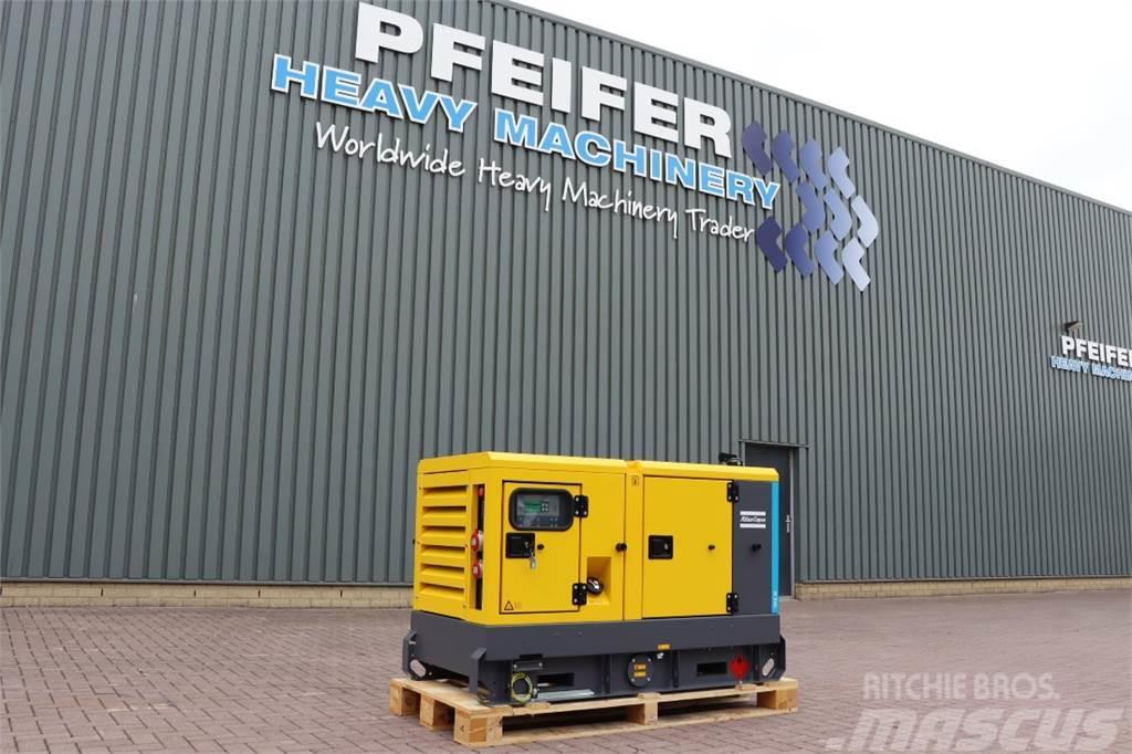 Atlas Copco QAS 20 Valid Inspection, *Guarantee! Diesel, 20 kV