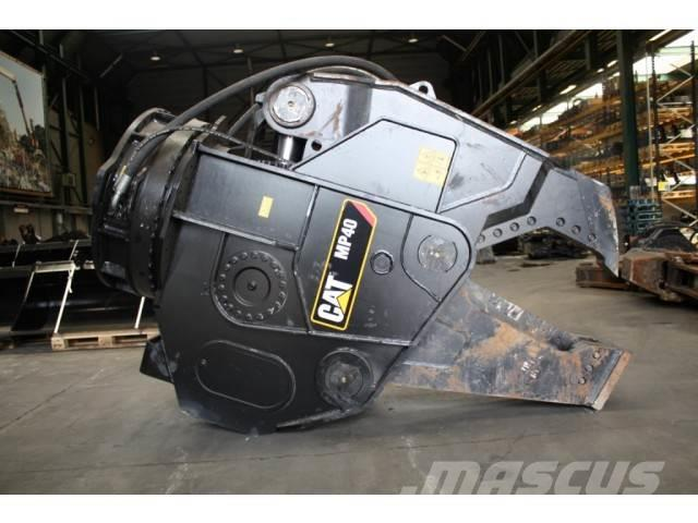 Caterpillar Demolitionshear VTC 60 / MP 40