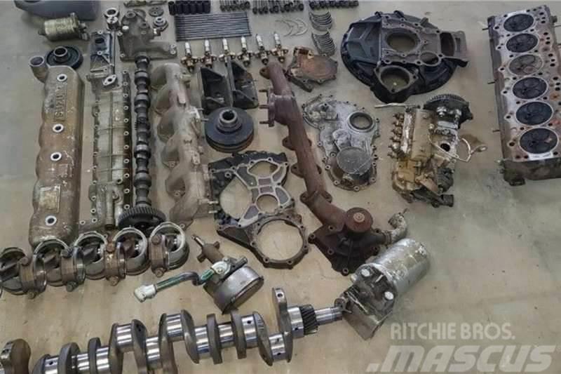Isuzu 6BB1 Engine Parts