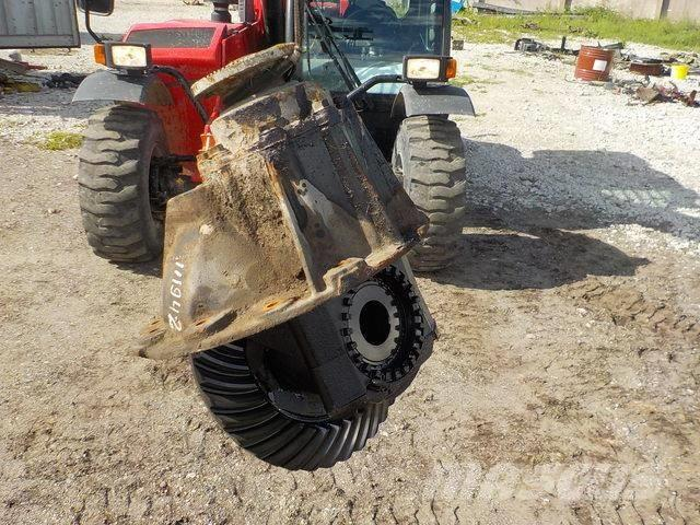 MAN TGA Rear axle differential 81350106133 81350106132