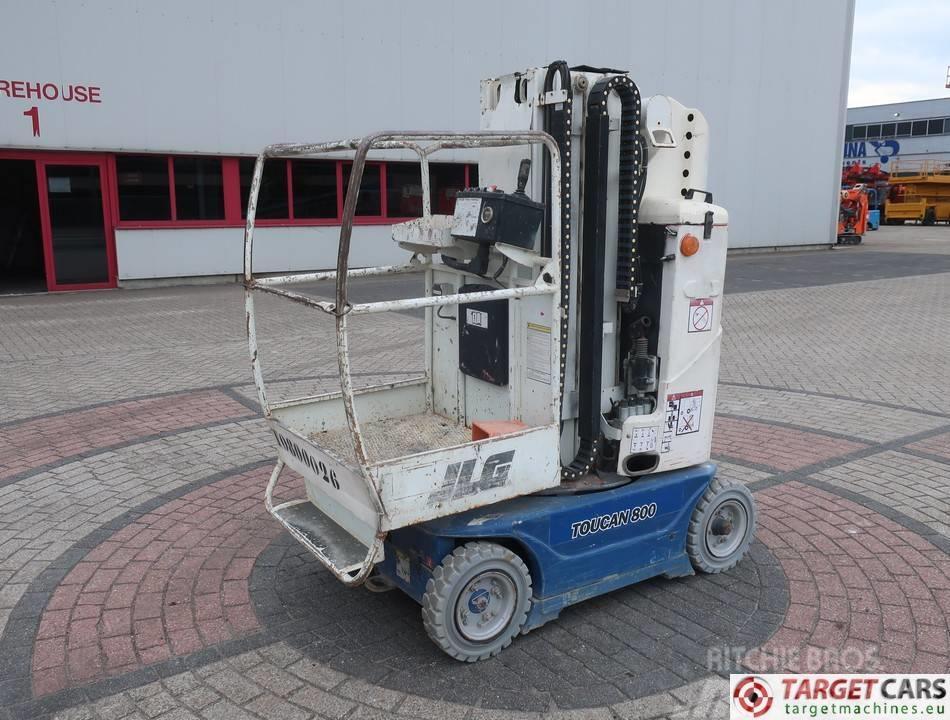 JLG Toucan 800A Eletric Vertical Mast Lift 800cm