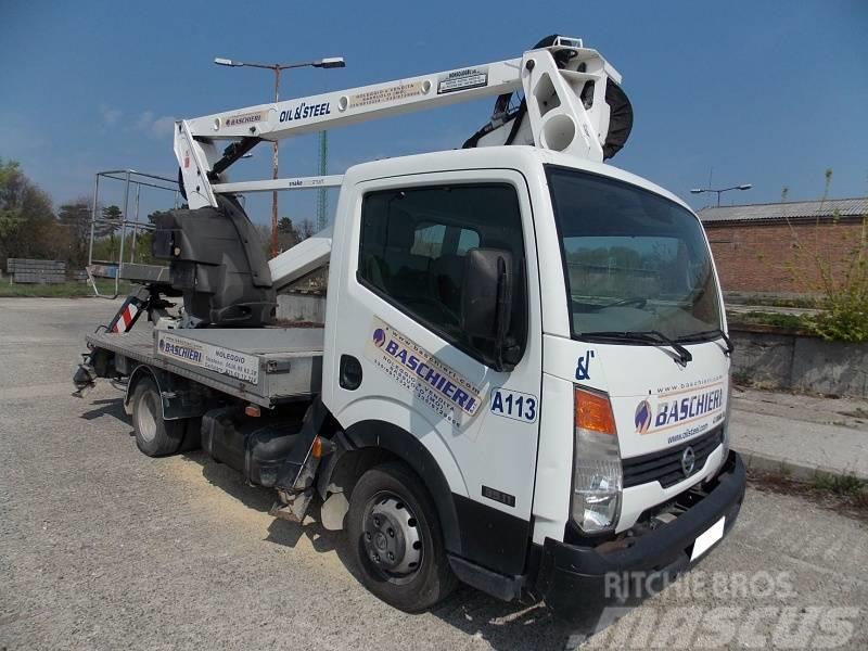 9530c0b609 Nissan Cabstar Oil Steel Snake 2112 SMART - 21m - Truck mounted ...