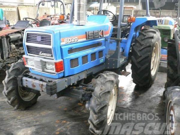 Iseki T6020F