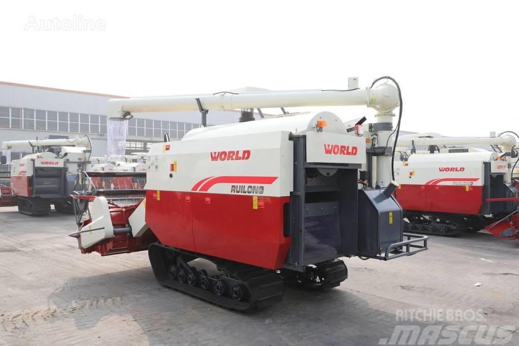 [Other] New WORLD Grain harvester 88HP 4LZ4.0E
