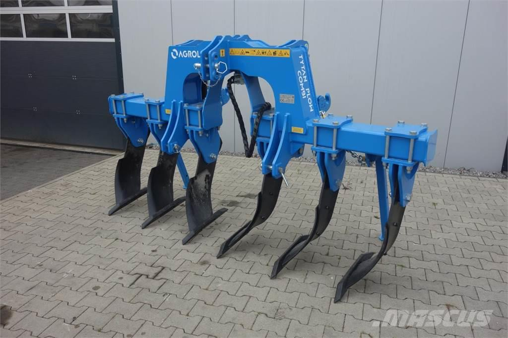 AgroLand Titan Plow Combi