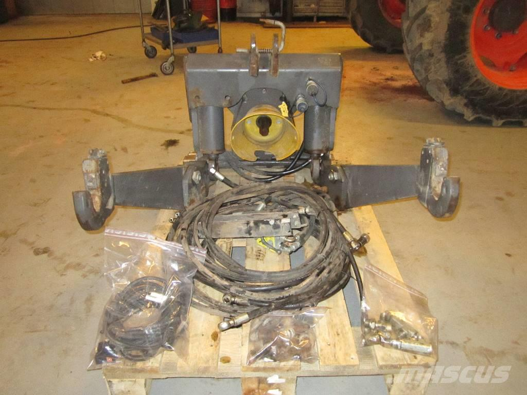 CLAAS frontlift/pto CLAAS 600c