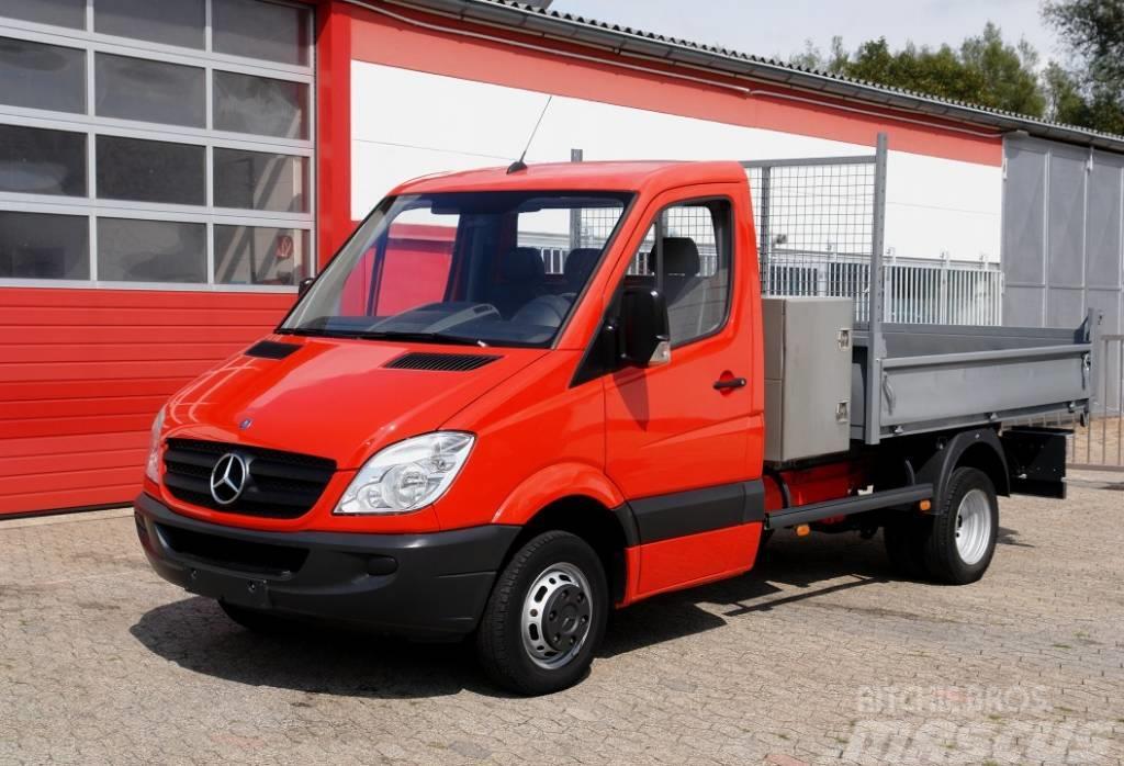 Mercedes-Benz Sprinter 513 Kipper Werkzeugkasten Klima TÜV