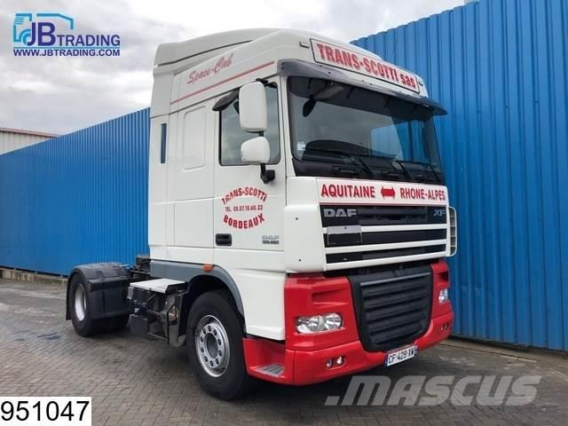 DAF 105 XF 460 EURO 5, Manual, Retarder, Airco