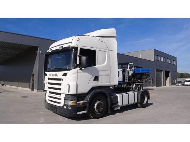 Scania R 470 (HIGHLINE/ MANUAL GEARBOX)