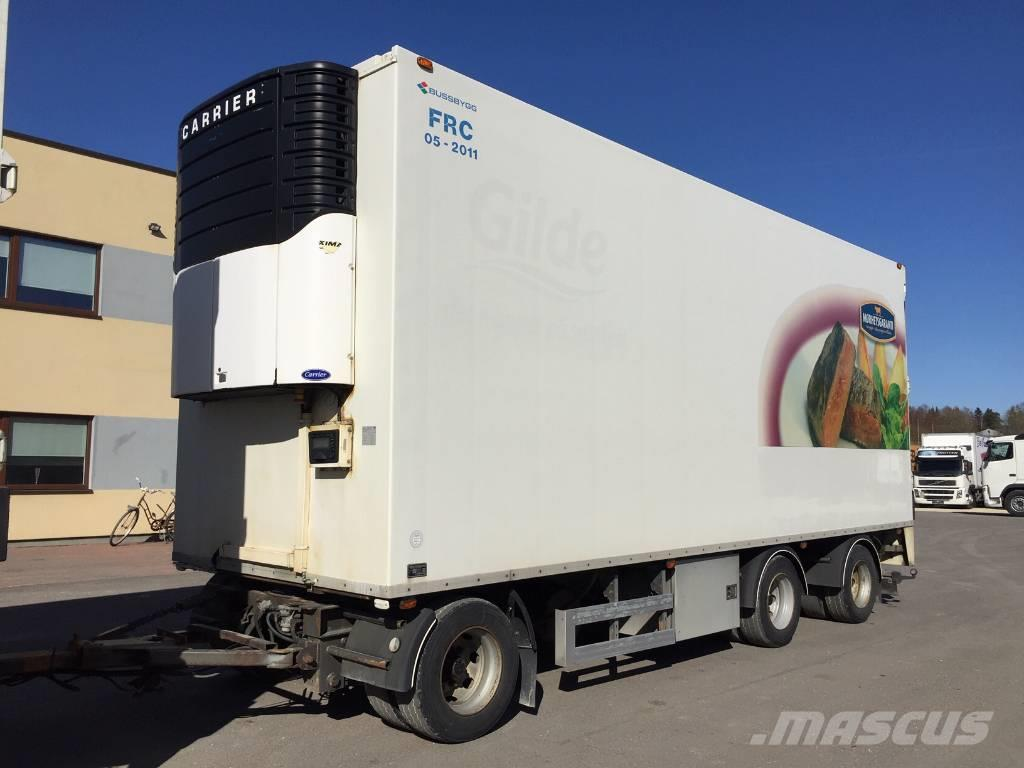 [Other] Trailer-Bygg 3-axle