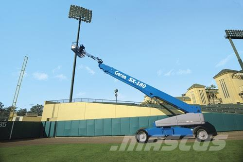 Genie SX 180, 57m boom lift, new with warranty