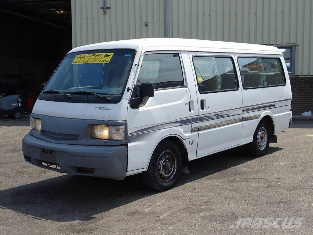 Mazda E2000 Passenger Bus 15 Seats Airco Petrol Engine L