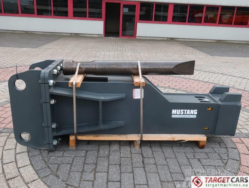 Mustang Hammer HM2500 Hydraulic Excavator Breaker 22~32T