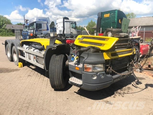 Scania R480 6X2 CHASSI FOR PARTS / EURO 4