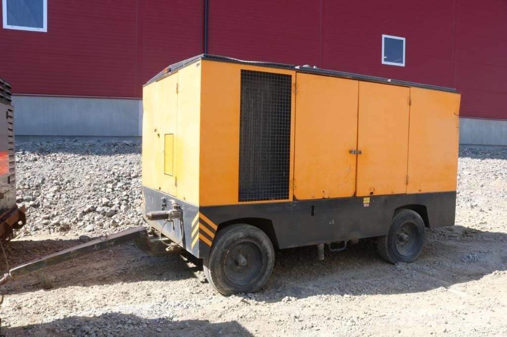 Atlas Copco XRHS 385 MD