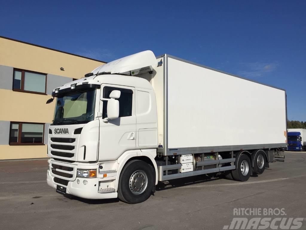 Scania G400 6x2+EURO5+FULL AIR