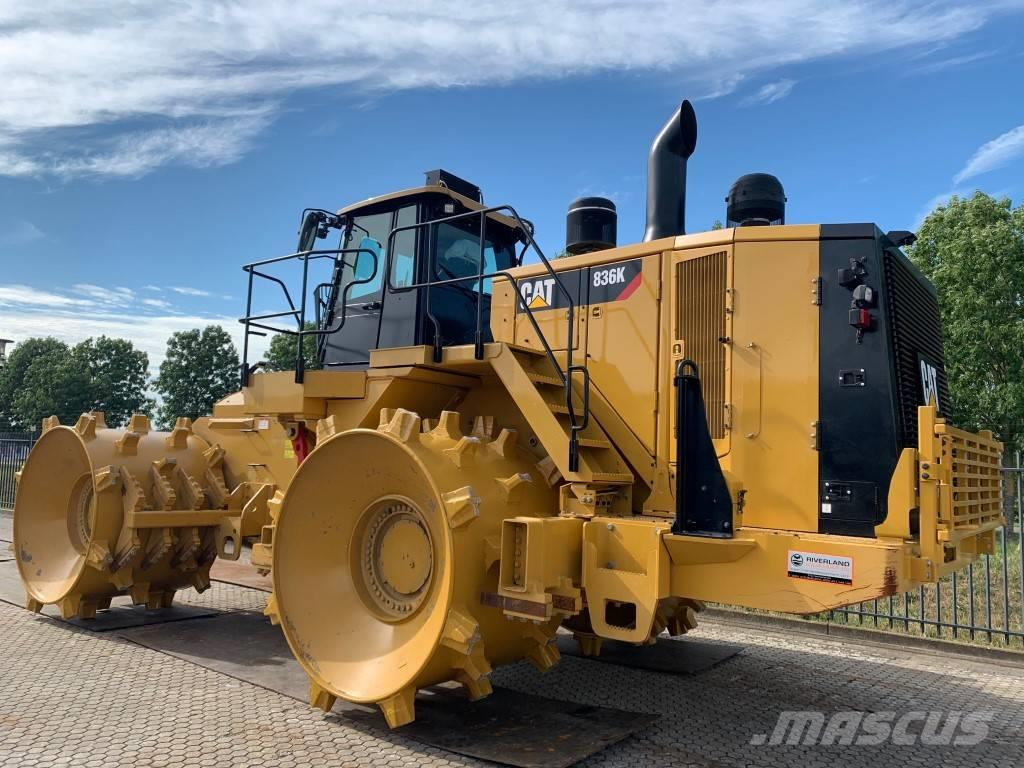 Caterpillar 836K demo only 270 hours