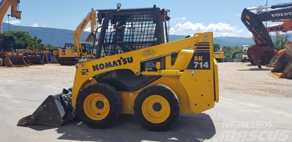 Komatsu SK714-2