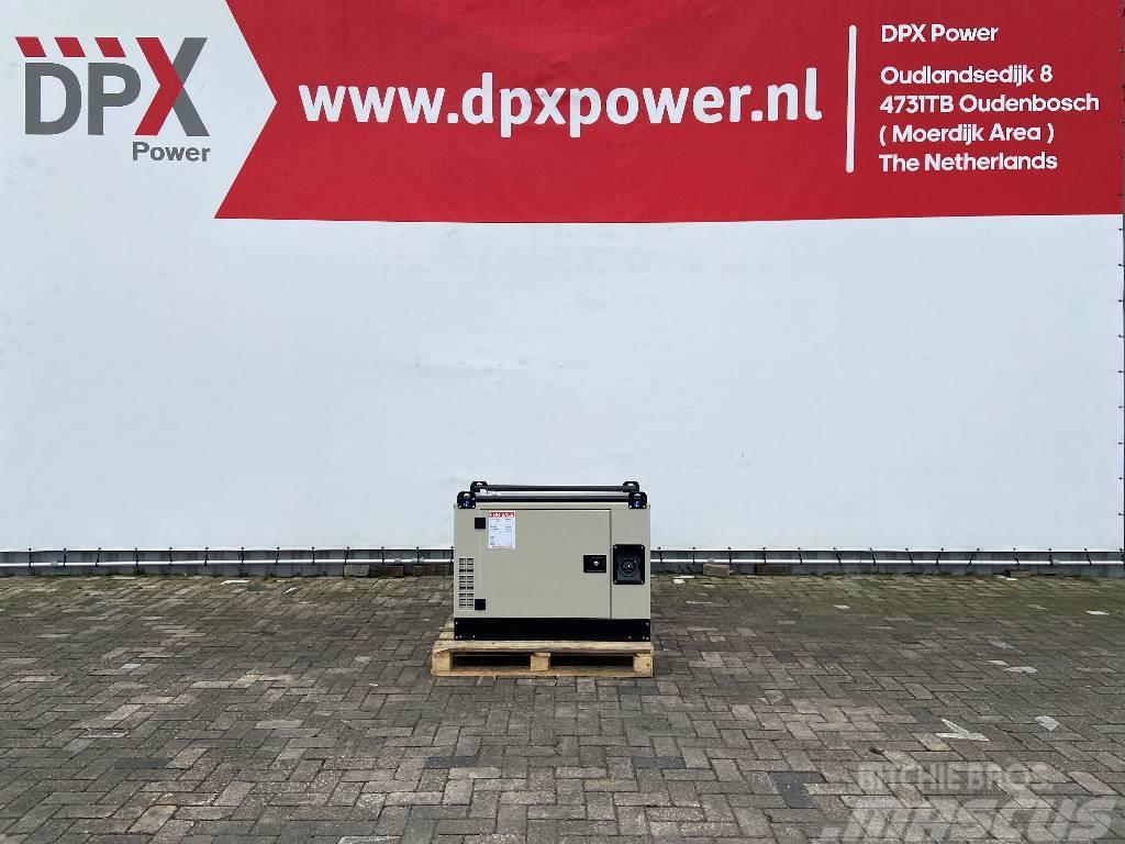 Vanguard 3854 - 15 kVA - Stage V - Generator - DPX-17975