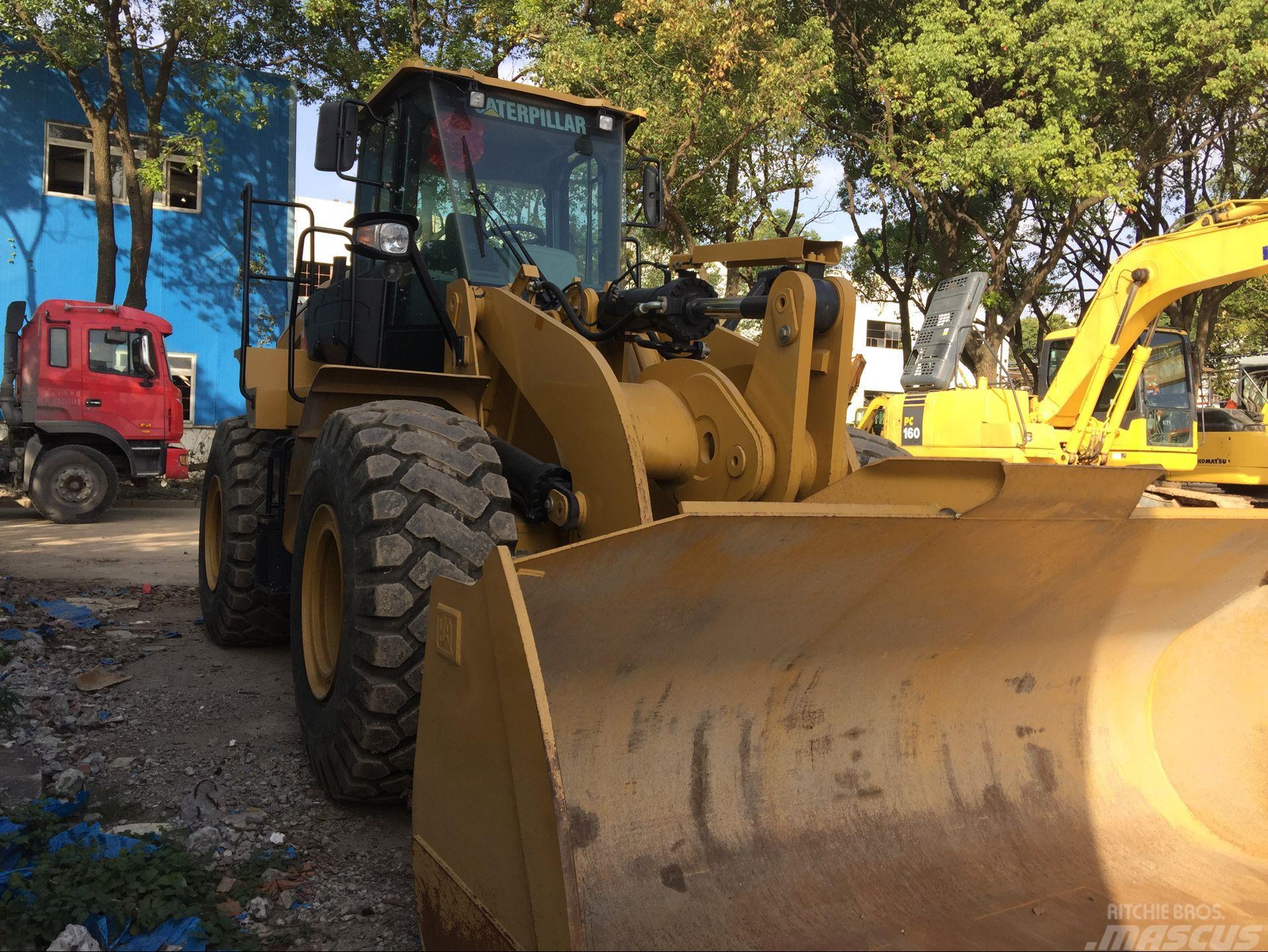 Caterpillar 950GC 950G