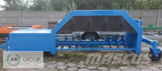 [Other] Luxor Kompostwender 3,0m / Przerzucarka ciągnikowa