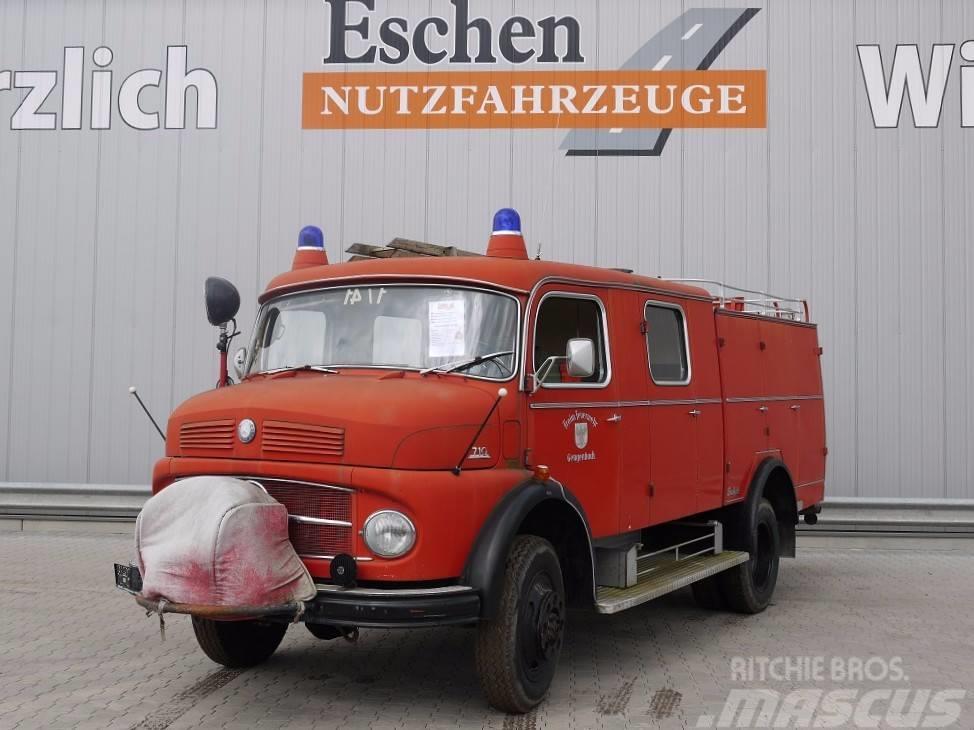 Mercedes-Benz 710 / 4x4, Obj.-Nr.: 0817/17