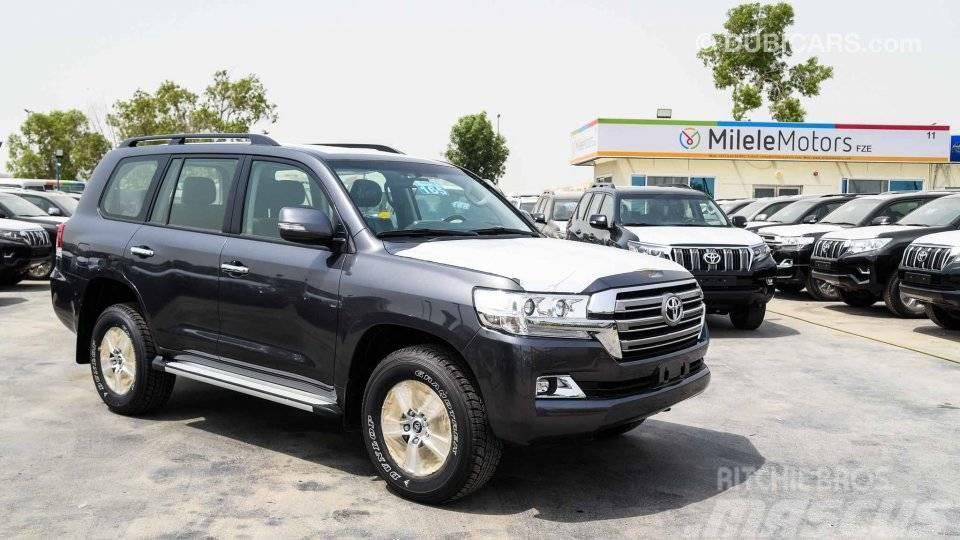 Toyota Land Cruiser GXR DIESEL