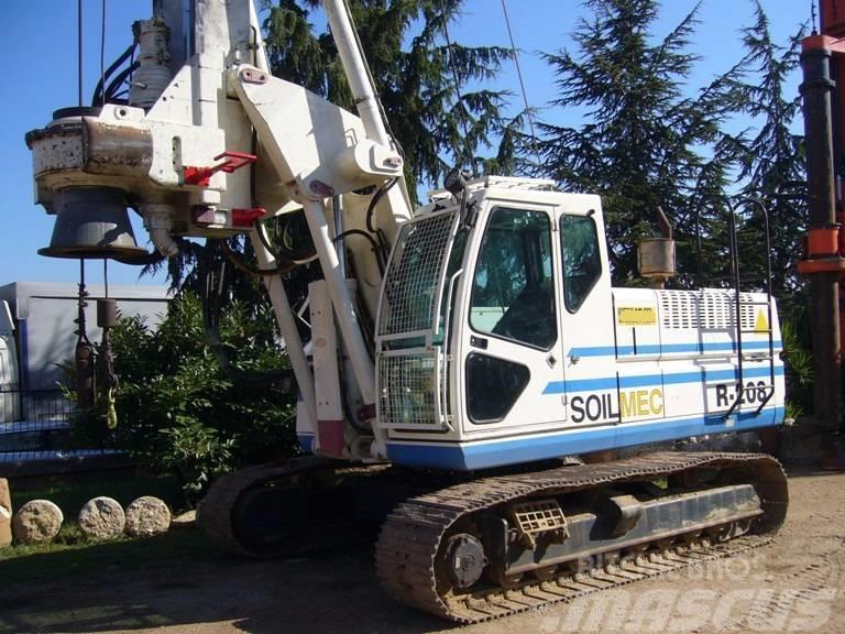 Soilmec R208