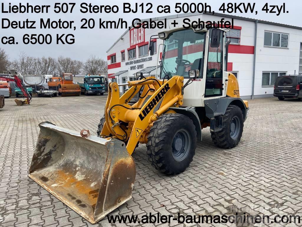 Liebherr L507 Stereo