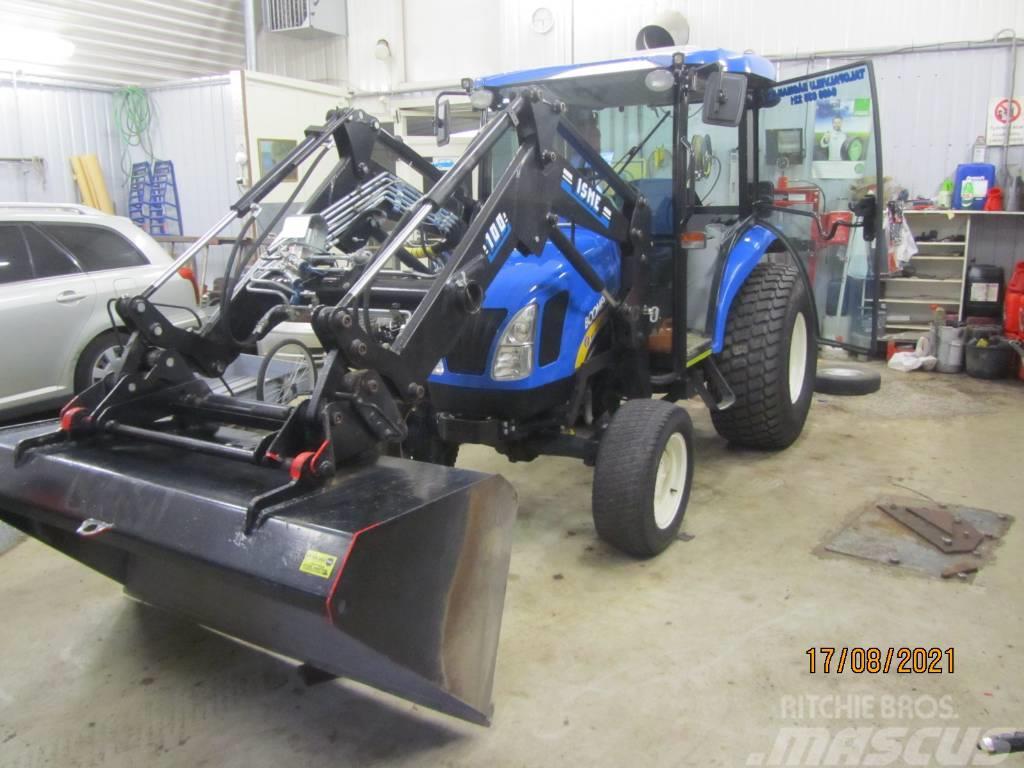 New Holland Boomer 3040 CVT
