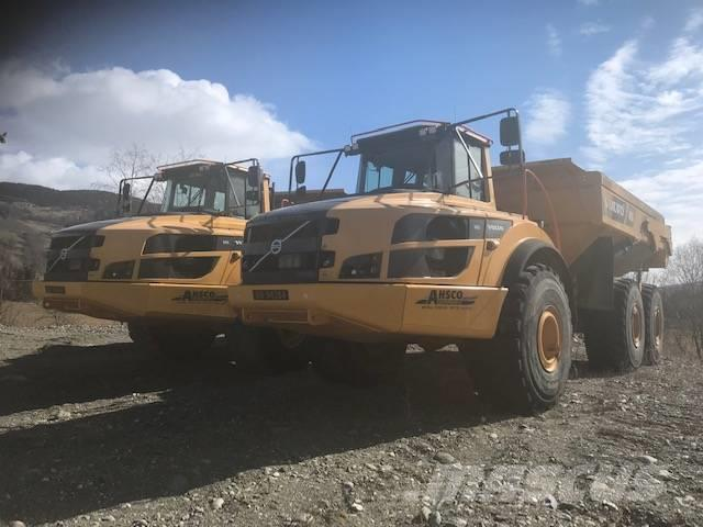 [Other] 2 stk  Volvo A 40 G