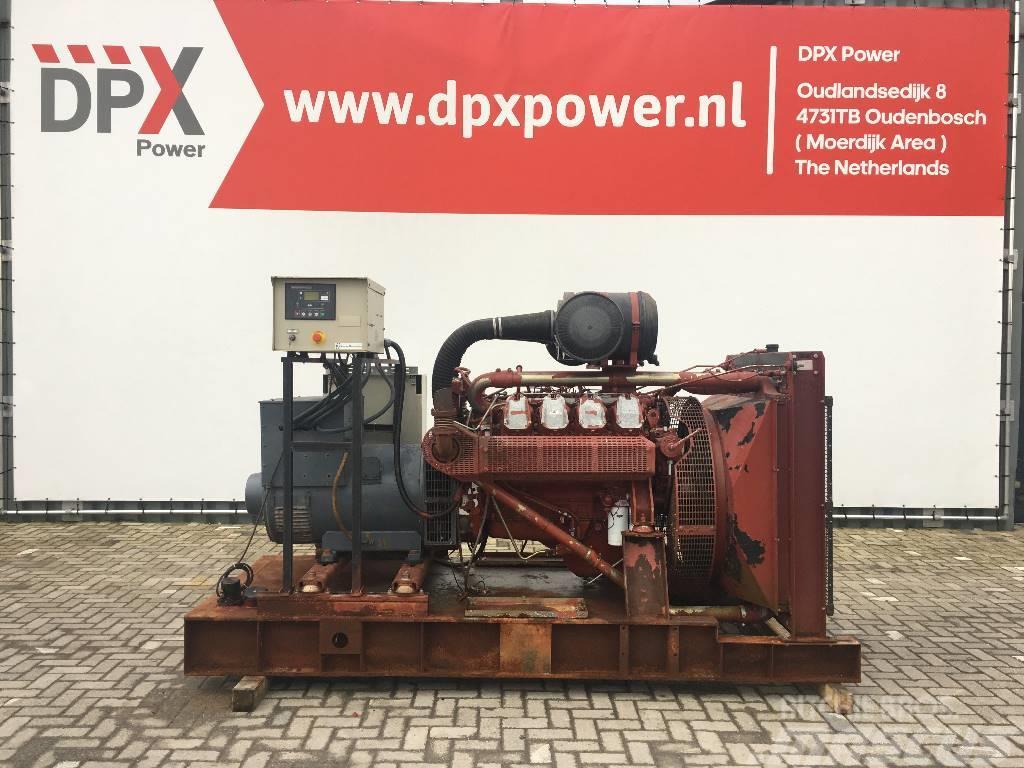 Iveco 8281 - 350 kVA Generator - DPX-11244