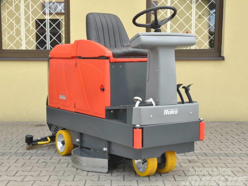 [Other] Scrubber Dryer HAKO B910 B 910