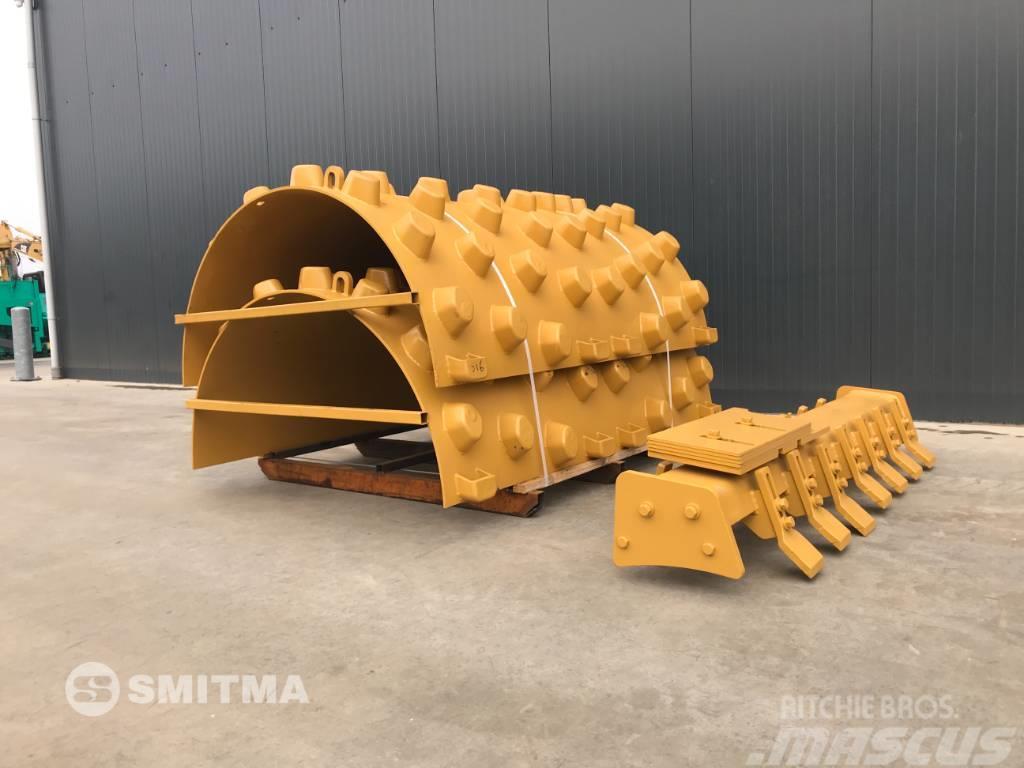 Caterpillar CS563E / CS56