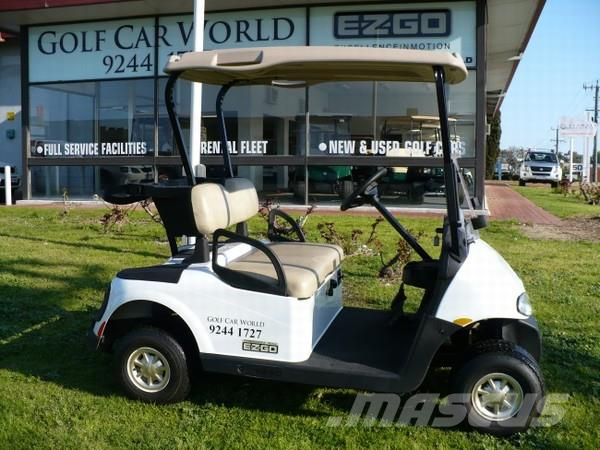 EZGO Rental 2-Seater Golf Car