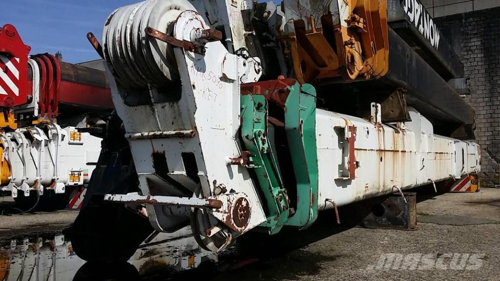 Krupp KMK 5090 Ausleger/boom