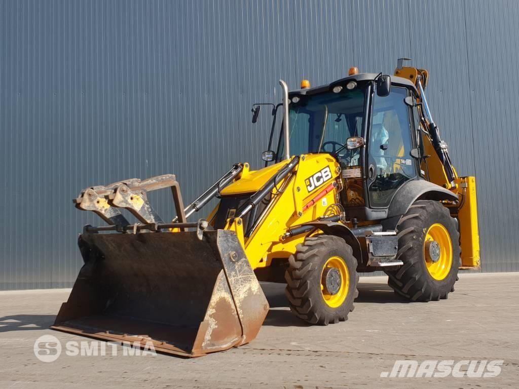 JCB 3CX P21 ECO TURBO