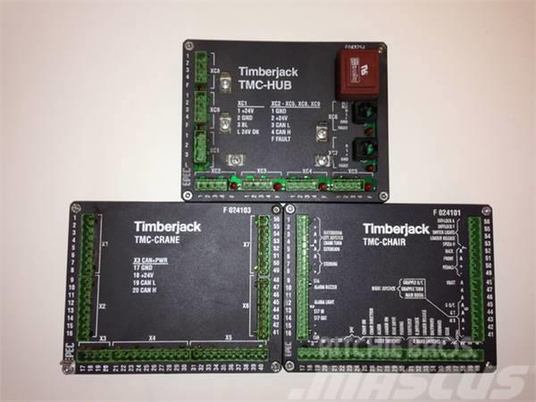 [Other] TMC Moduler Timberjack TMC CRANE