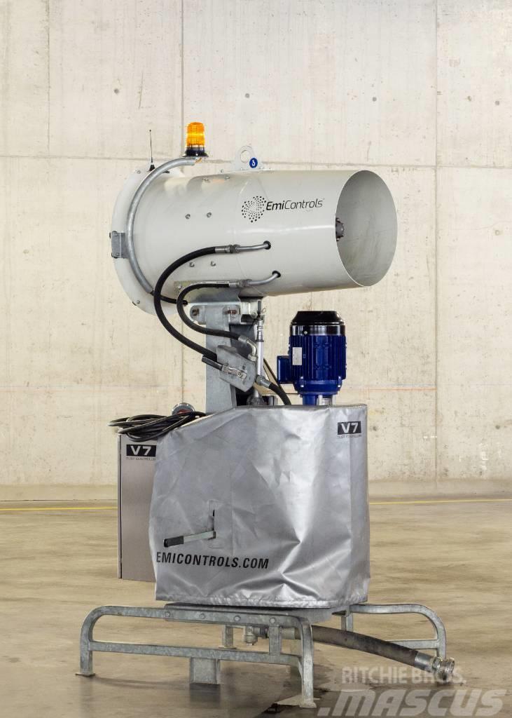 EmiControls V7 Dust Controller