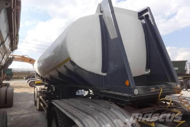 [Other] Tank Clinic Double Axle 23000L Fuel Tanker Trailer