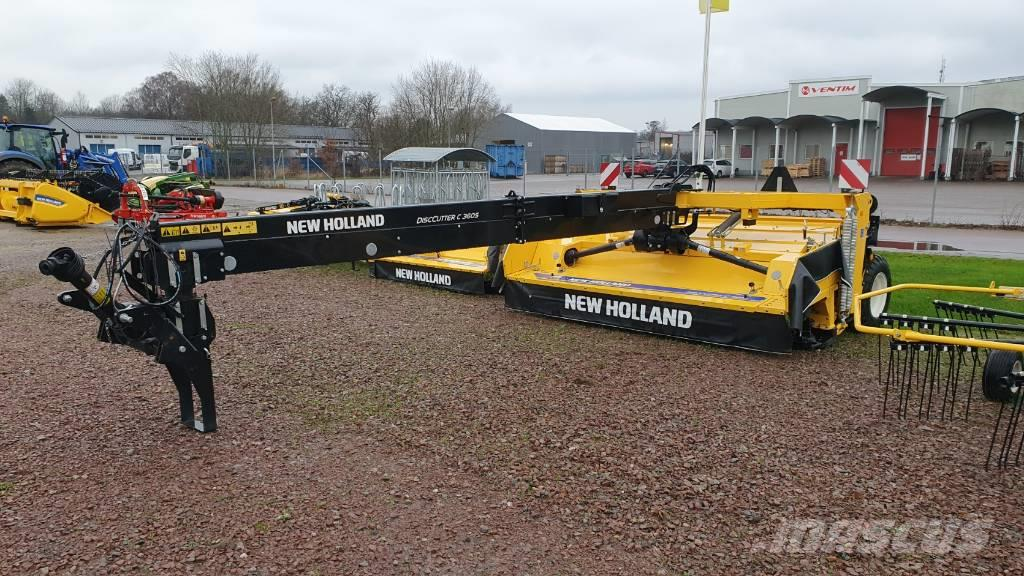 New Holland Disc Cutter C360s