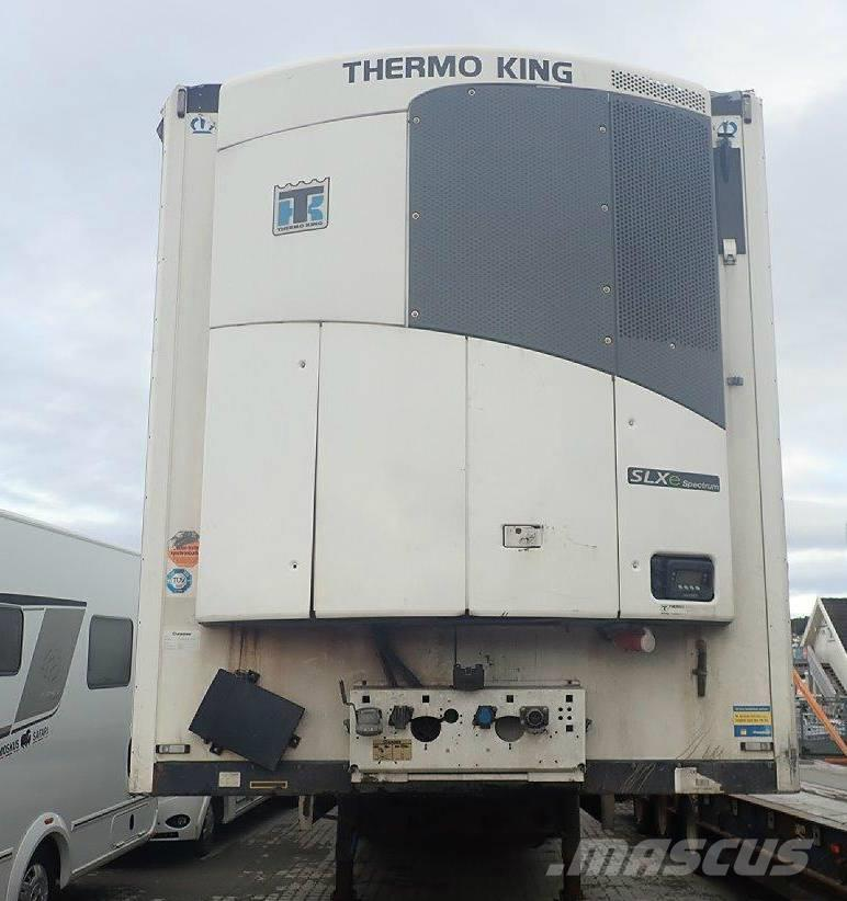 Krone TKS Thermo King max 2500 kg cool liner